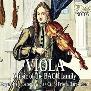 Viola Music of the Bach Family
